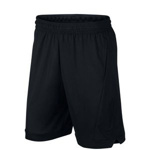 Jordan All Black Triangle Basketball Shorts
